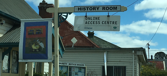 Online Access Centres Tasmania