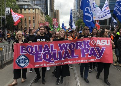 Equal Pay 7th Anniversary