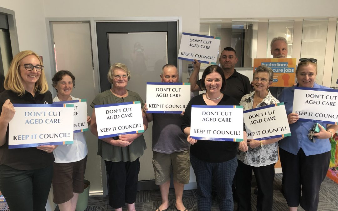 Bendigo Aged Care Quality and Safety Community Forum
