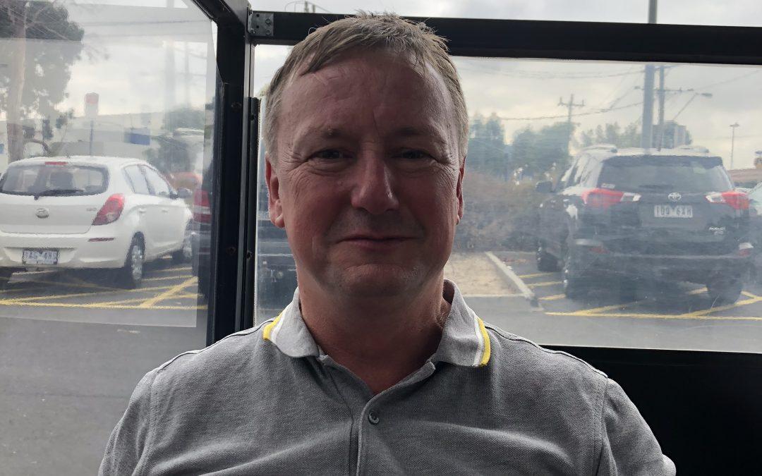 Delegate Profile: Walter Dowie