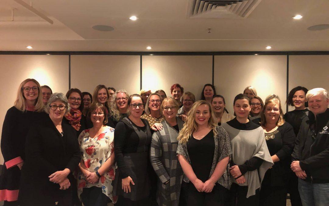 ASU Women's Dinner In Hobart