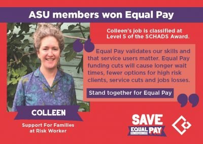 SEP Colleen - Level 5