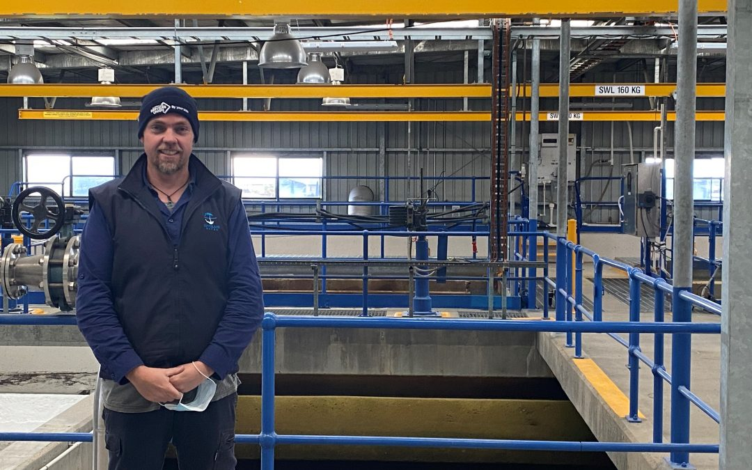Delegate Profile – Ben from Gippsland Water