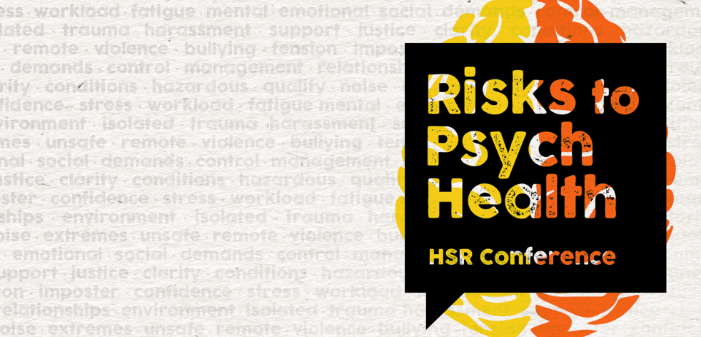 HSRs – Occupational Health & Safety Conference