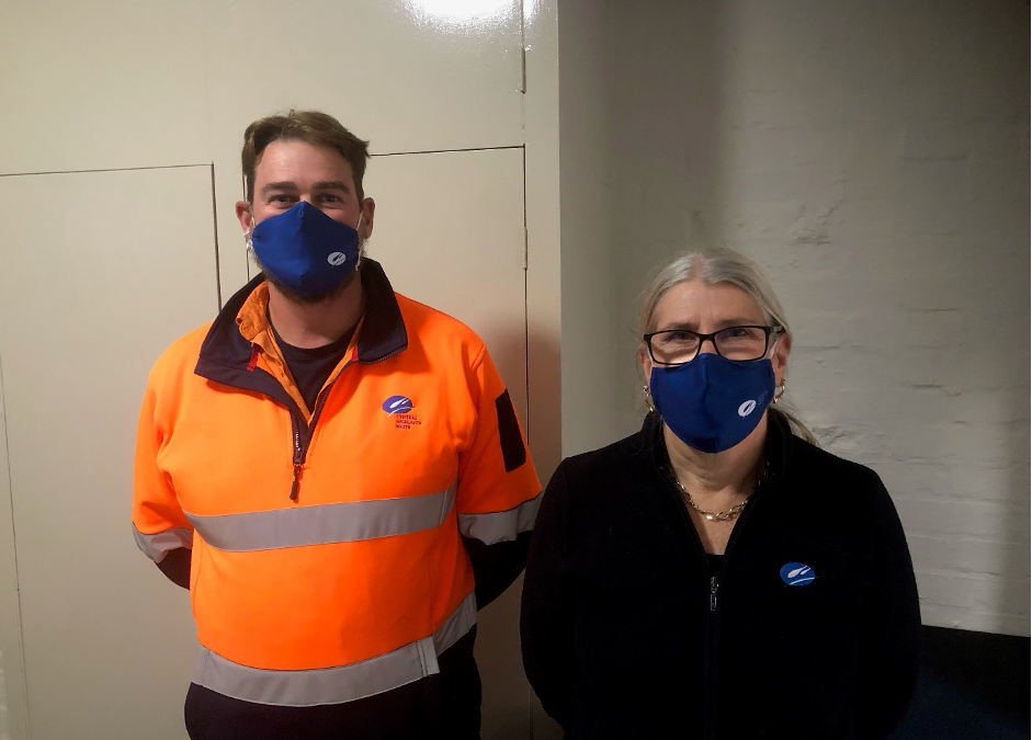 Central Highlands Water – First Enterprise Agreement Meeting for 2021
